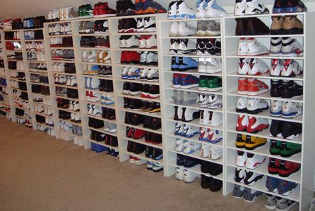This Is Deff Gonna Be In My House Jordan Closet X How Bout Urs