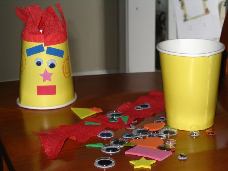 tiki craft could find hawaiian themed cups projects to try