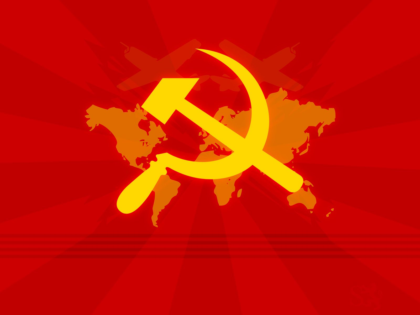 The Communism Symbol Communism Means A Political Theory Derived
