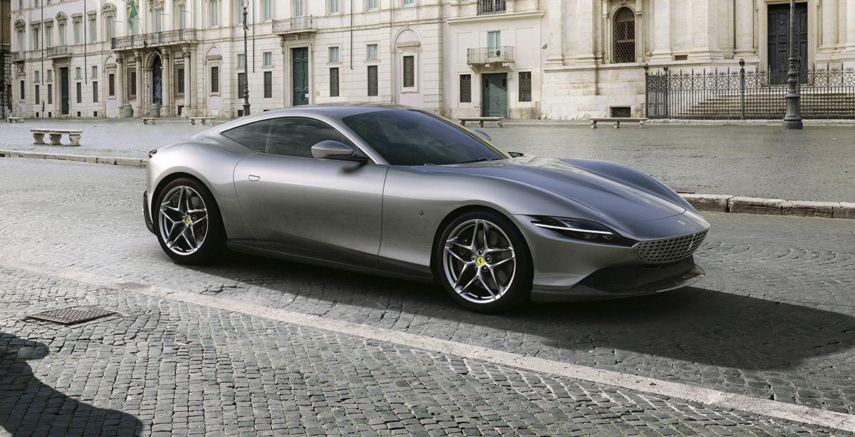 2020 Ferrari Roma Two-Door Coupe Unveiled — urdesignmag