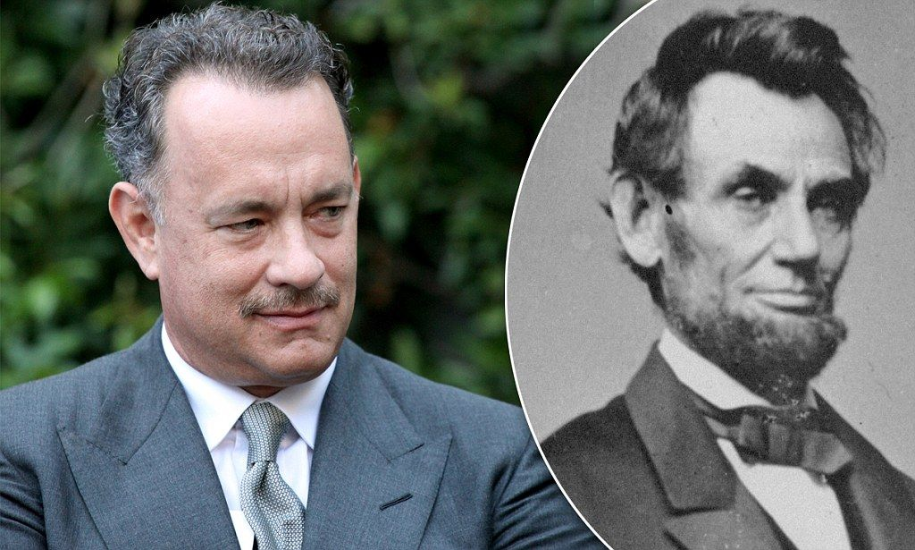 Revealed: How Tom Hanks Is Related To Abraham Lincoln