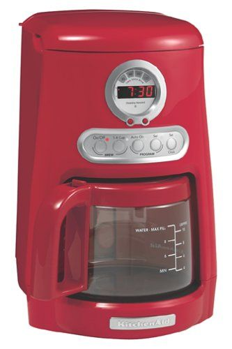 Super Pin By Jonetta On Coffee Machines Red Kitchen Coffee Home Remodeling Inspirations Gresiscottssportslandcom
