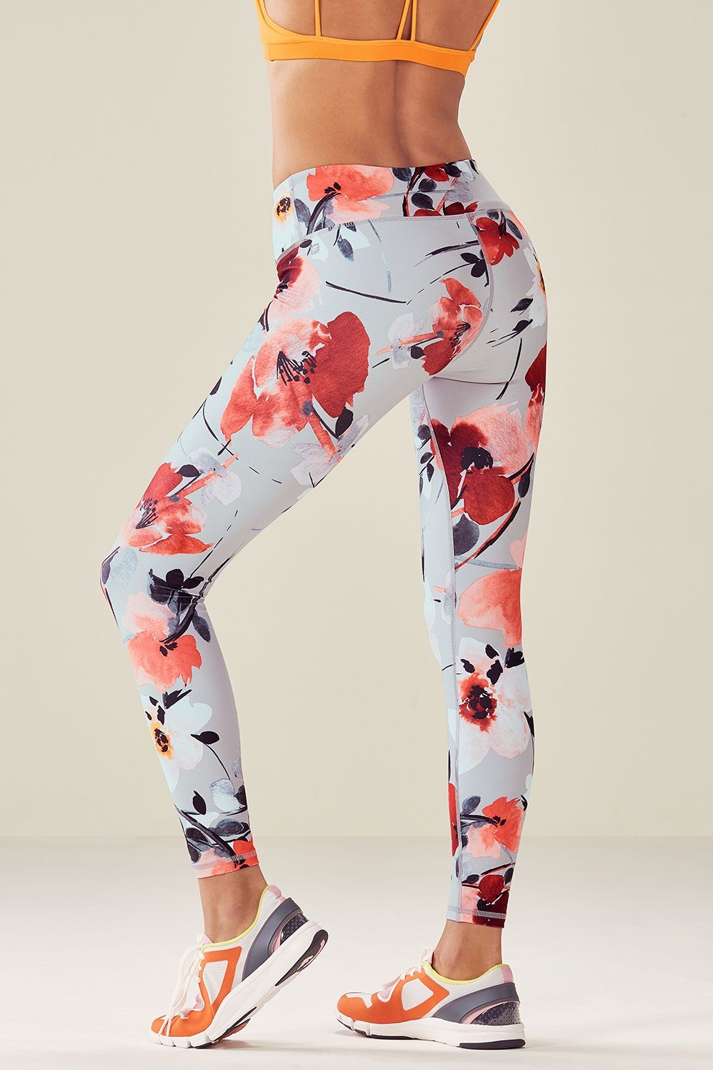 a286ff84edd94f Cashel Side Cinch Tank in 2019 | Style | Floral leggings outfit ...