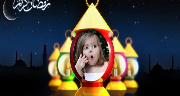 ضع صورتك علي فانوس رمضان Christmas Ornaments Novelty Christmas Holiday Decor