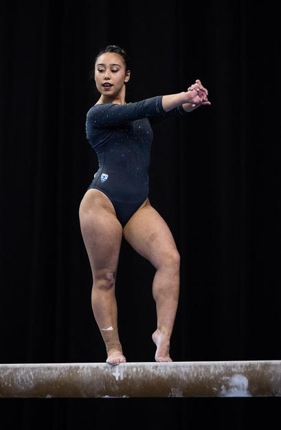 Katelyn Ohashi Ucla Ncaa Championships Semifinal
