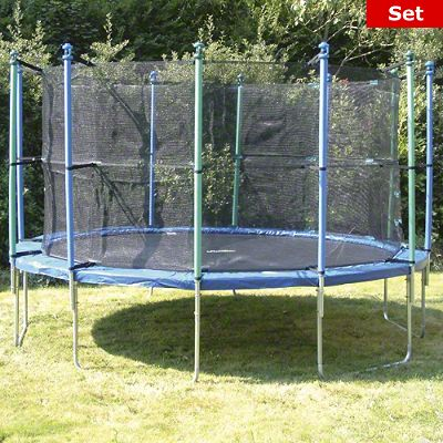 Heymans Trimilin Fun Set Kaufen Gartentrampolin Outdoor Trampolin Trampoline