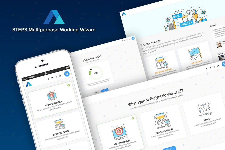 Five Simple Steps Media Queries Website Inspiration Website Design Web Design