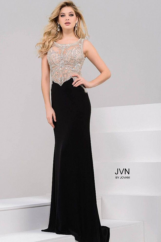 4eb03c746c6 Channel some timeless style for prom with our top 5 classic black prom  dresses. Charged up with old Hollywood glam