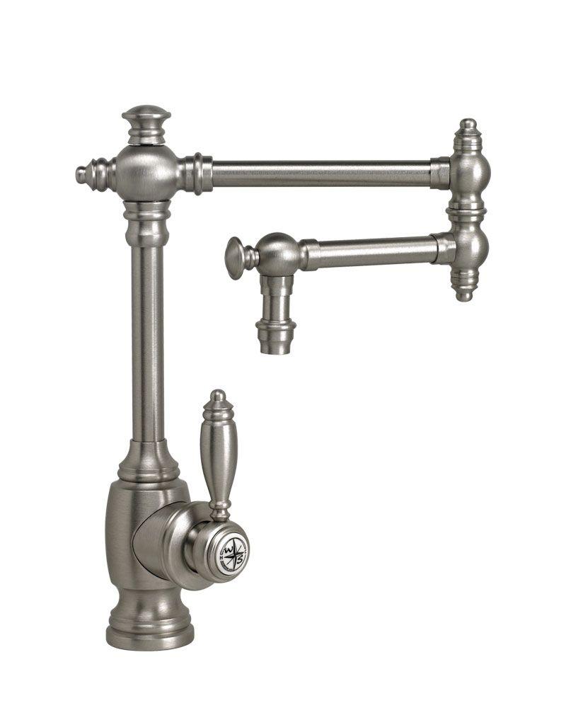 Towson Kitchen Faucet 12 Articulated Spout Kitchen Faucet