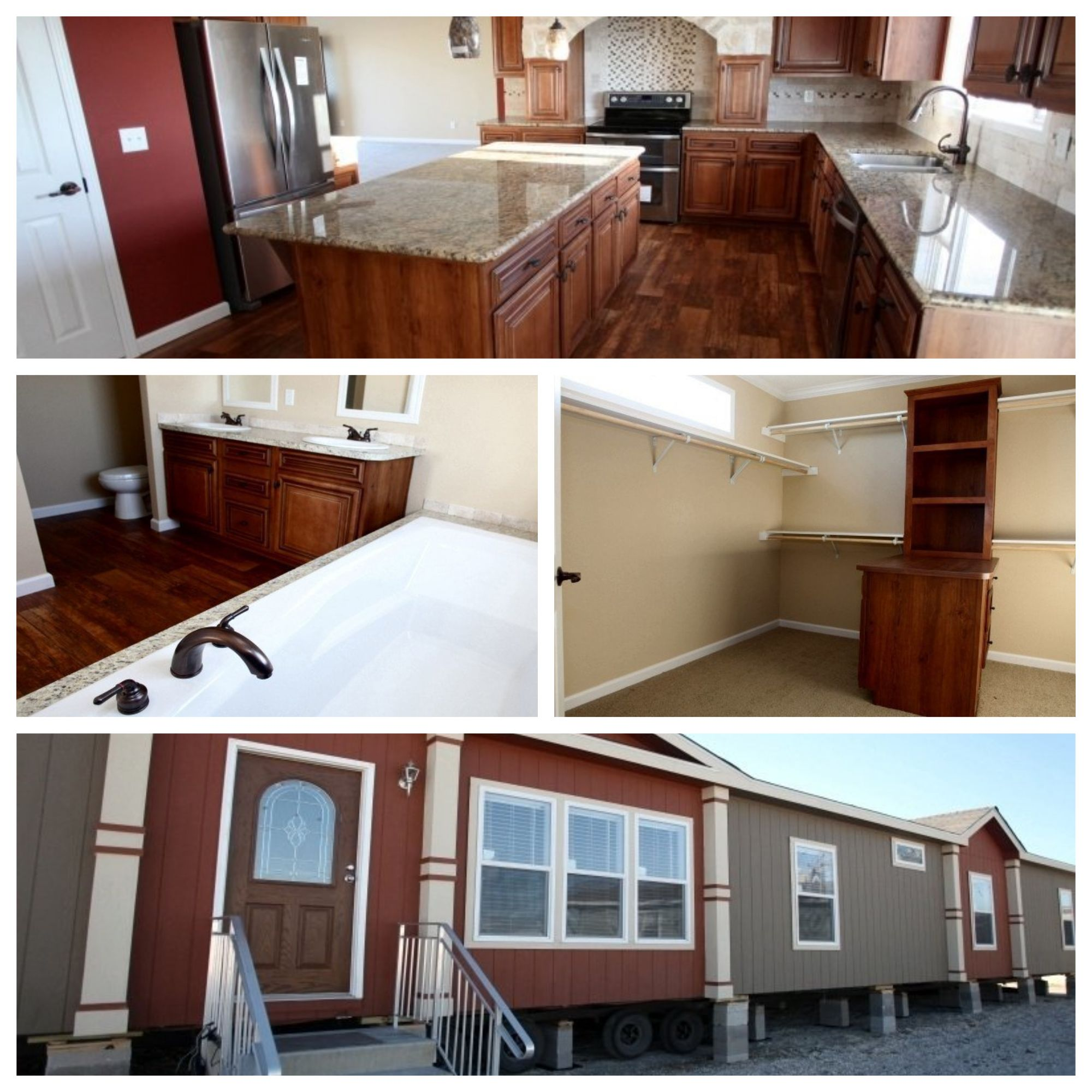 4 Bed 3 Bath Mobile Home For Sale
