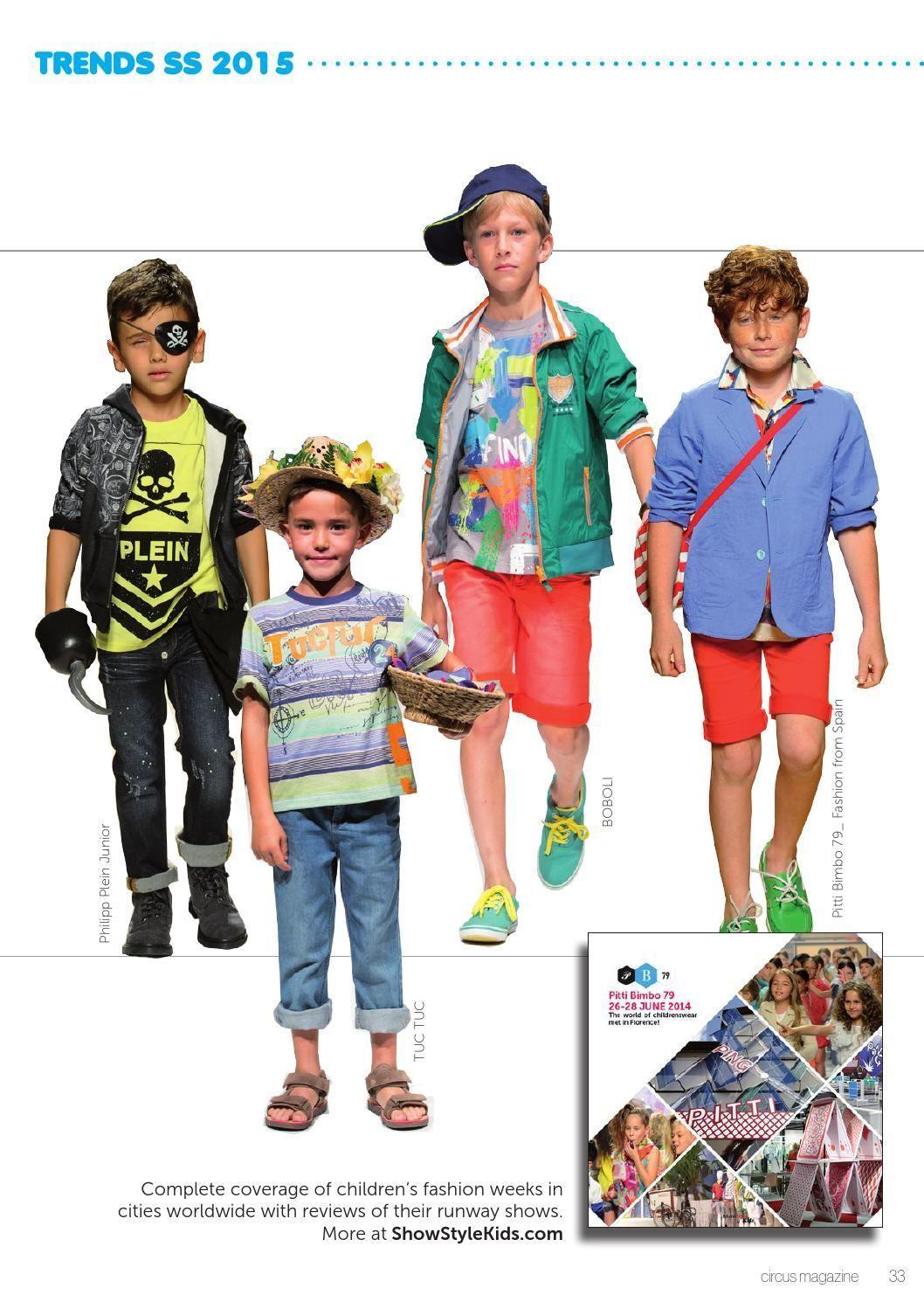 Circus Magazine 4*2014 | 2016 forecast | Kids fashion