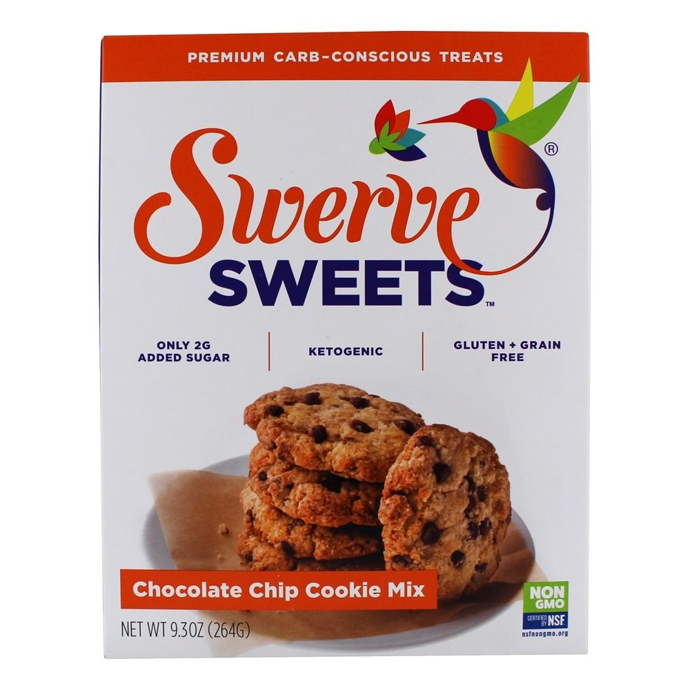 Chocolate chip cookie baking mix 93 ozswerve