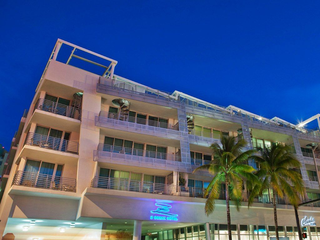 1437 Collins Ave Miami Beach Fl With A Stay At Z Ocean