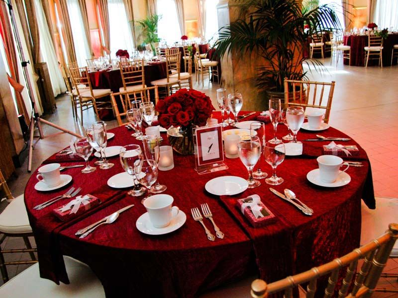 Party Linen Rental, Special Event Rentals, Specialty