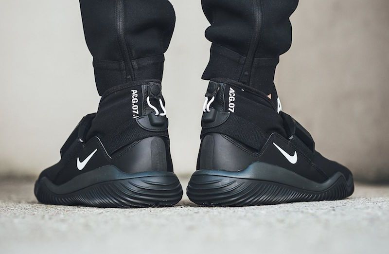 37d791ac8a NikeLab ACG 07 KMTR On-Feet Photos | ACG | Nike acg, Sneakers sketch ...