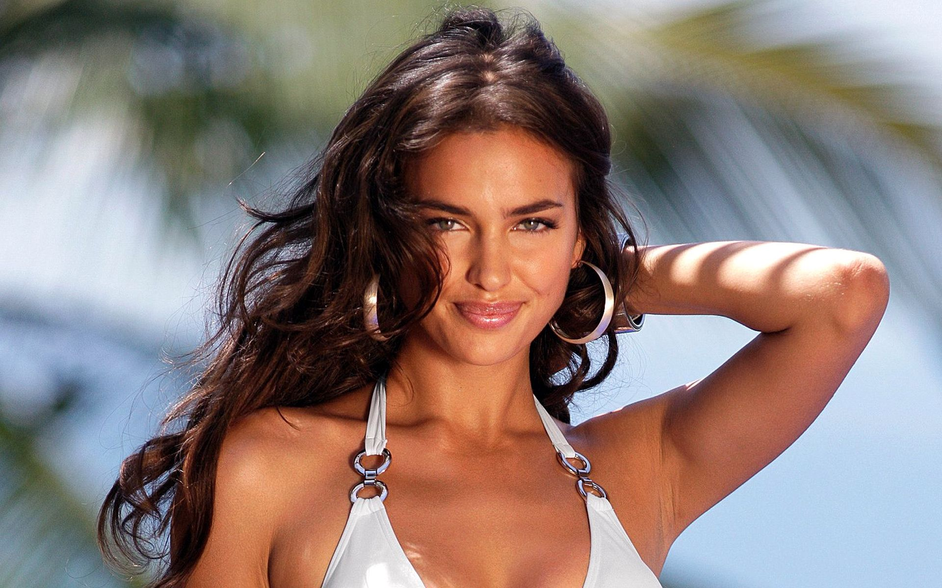 Irina Shayk Shows Off Her Body For XTI Shoes Campaign Irina