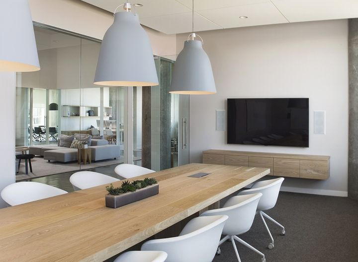 Venture capital firm offices by feldman architecture san for Software per interior design