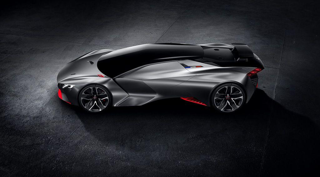 PEUGEOT Vision Gran Turismo - gran-turismo.com | concept cars ...