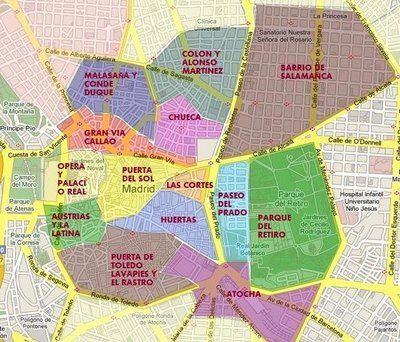 Barrios madrid love madrid pinterest barrios de for Barrio ciudad jardin madrid