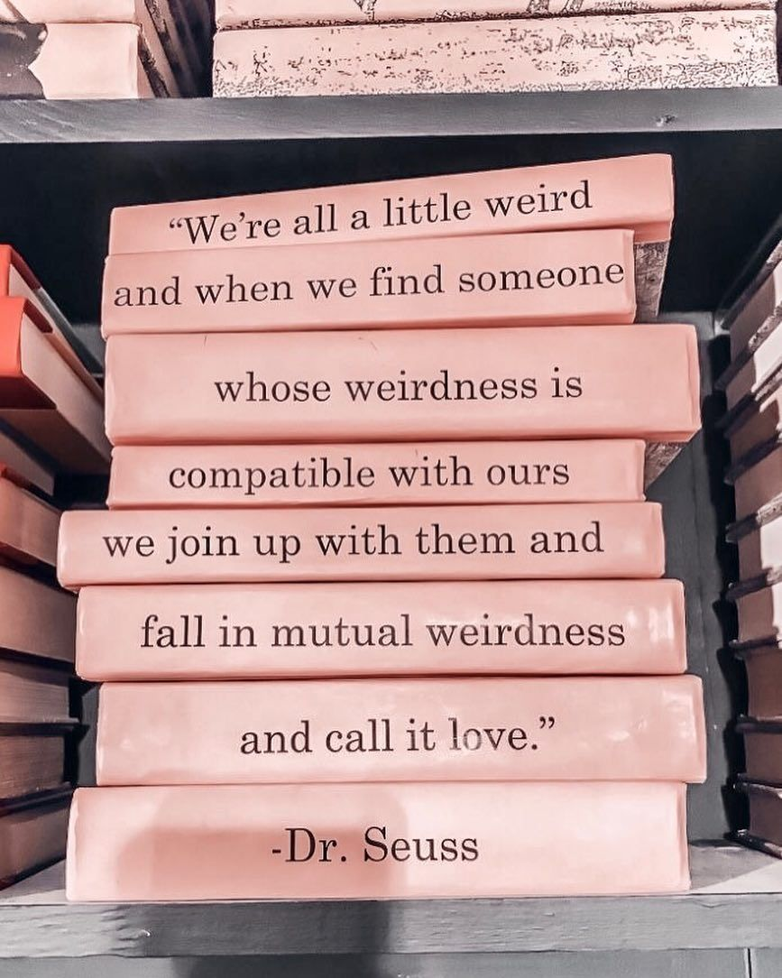 "Apparently my crazy is too much crazy so someone that resonates my ""weird"" doesn't exist. But its okay cause being alone never bothered me before"