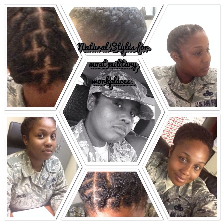 here are some ideas for military women that would like to