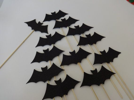Halloween Photo Booth Party Props  Bat on a by weddingphotobooth, $12.00