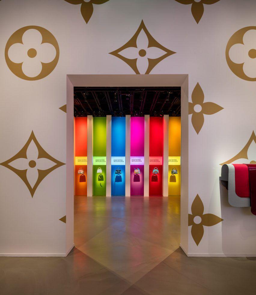 Louis Vuitton celebrates 160 years of artistic collaboration at Louis Vuitton X