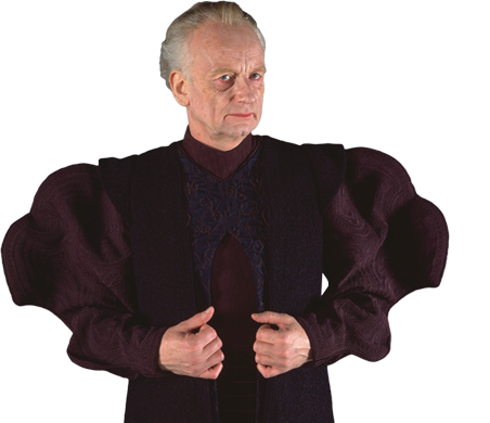 Padme Amidala Star War Episode 3 Chancellor Palpatine Star Wars Episodes