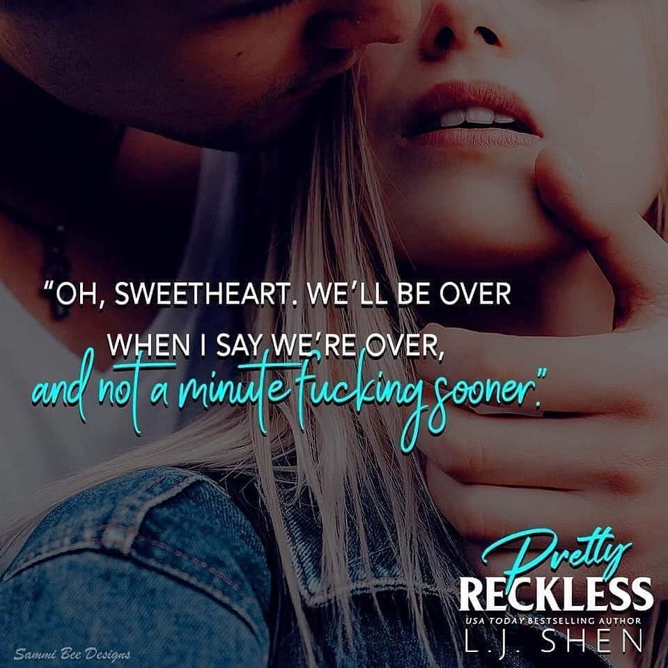 27++ Pretty reckless book review ideas