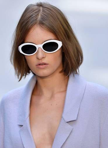 Detalhe do óculos sessentinha da grife BEN STANSALL / AF
