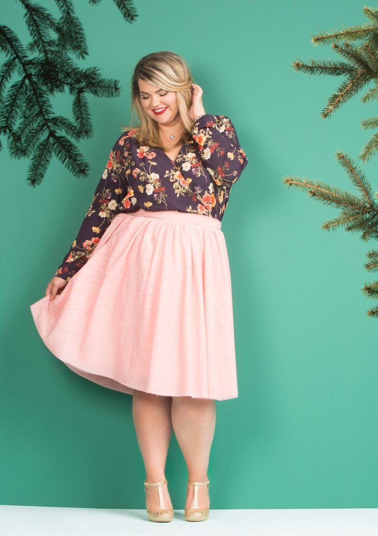 2293304b5 nice Модные стрижки для полных женщин (50 фото) — Короткие и средние  варианты