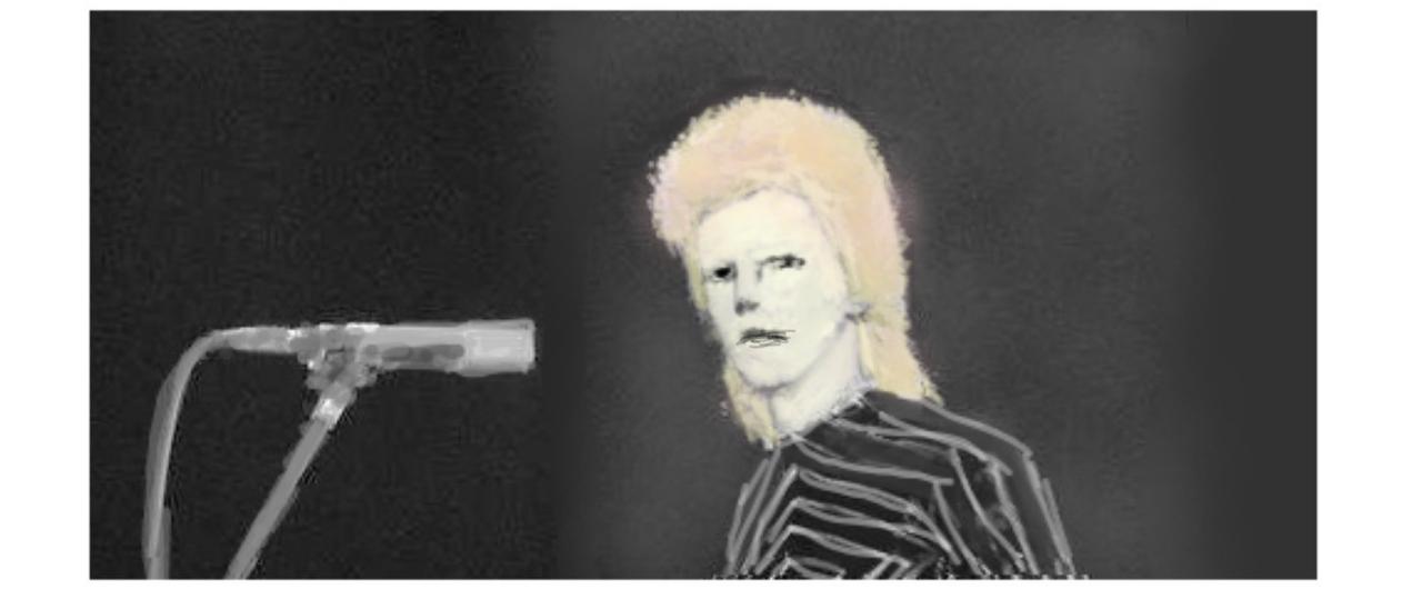 David Bowie『Bring Me The Disco King』(おかえもん超翻訳歌詞付き)|おかえもん|note