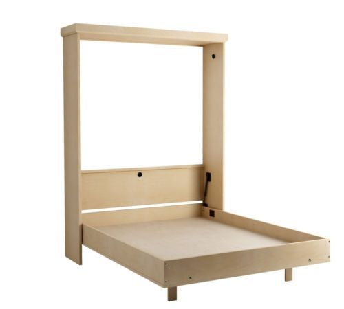 King Size Murphy Bed Diy Guest Rooms