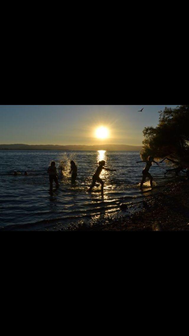 Summer in Cali! #lake#roadtrips#beautifulnapavalley