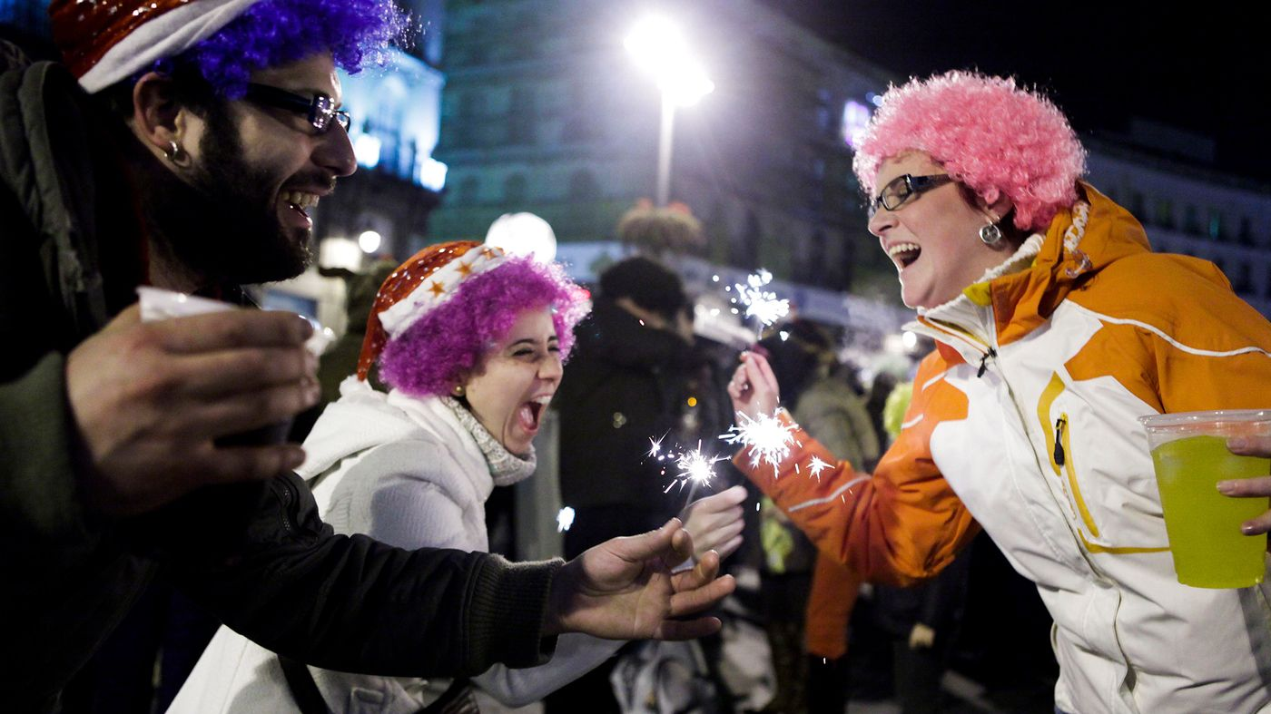 In Spain, New Year's Eve Is All About The Grapes — Save
