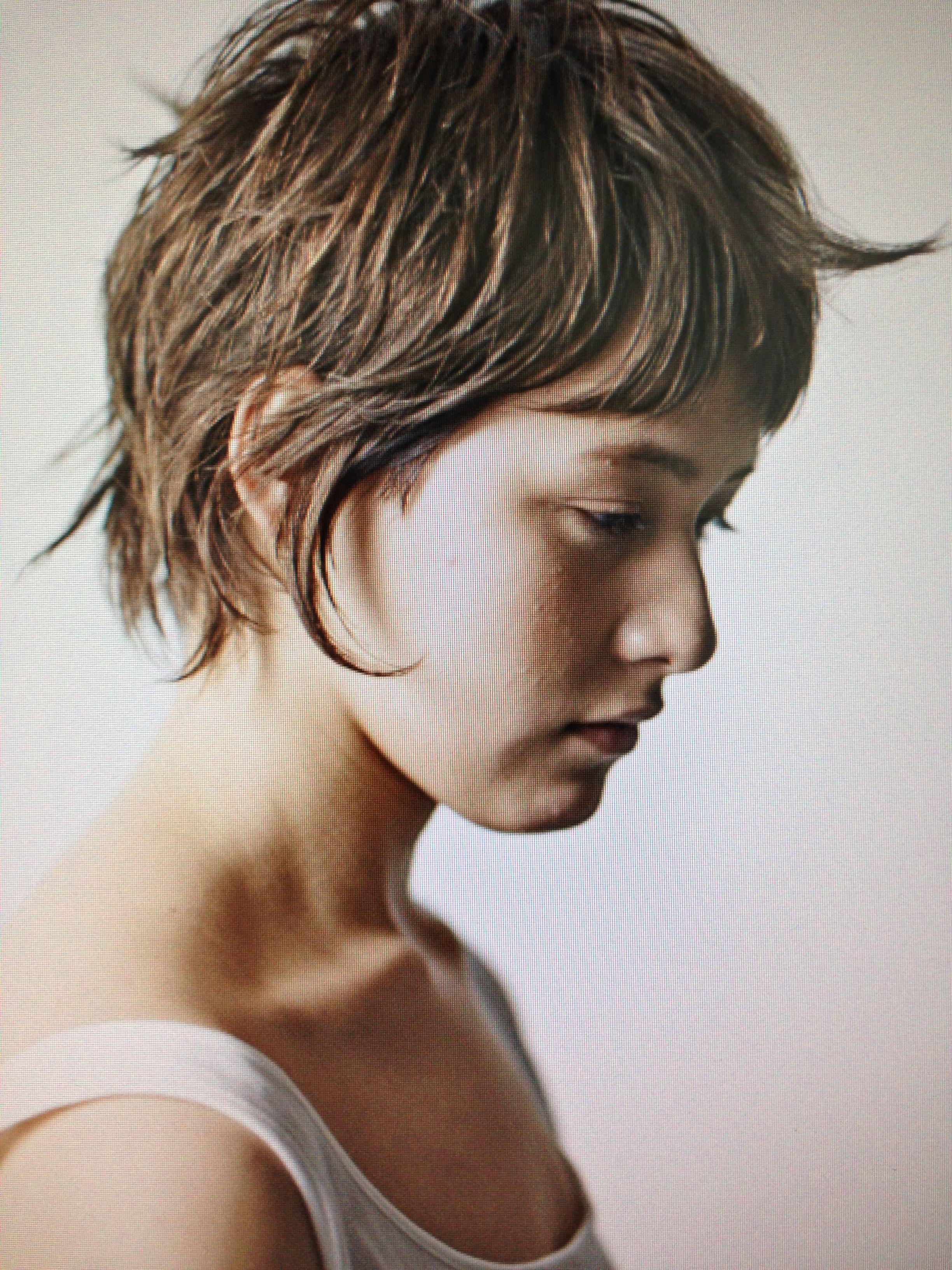 Hair this looks like cyndius little girl haircute so cute