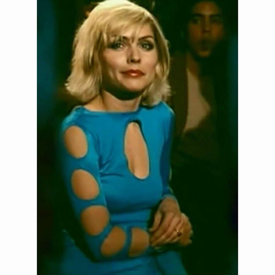 Debbie Harry Blondie Debbie Harry Deborah Harry Blondie Debbie Harry