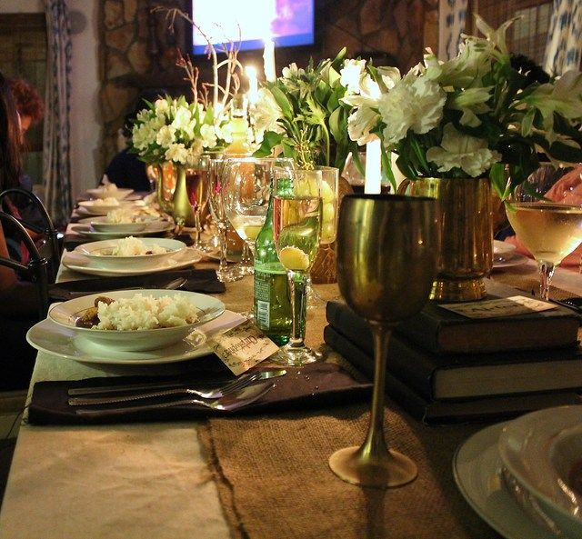 Nye Dinner Party Ideas Part - 35: Rustic Whimsical New Yearu0027s Eve New Yearu0027s Party Ideas