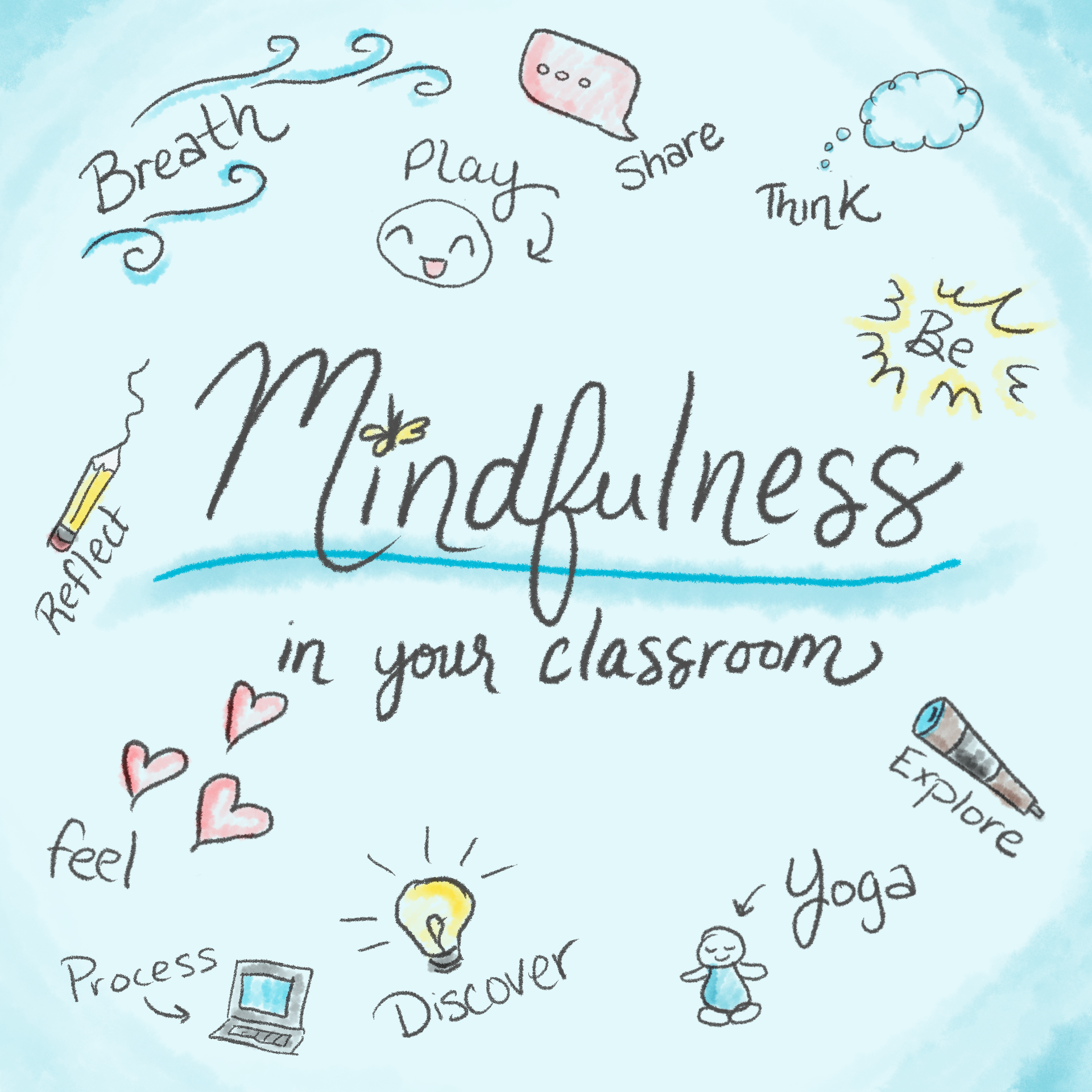 Mindfulness Is An Incredibly Powerful Tool For All Of Us