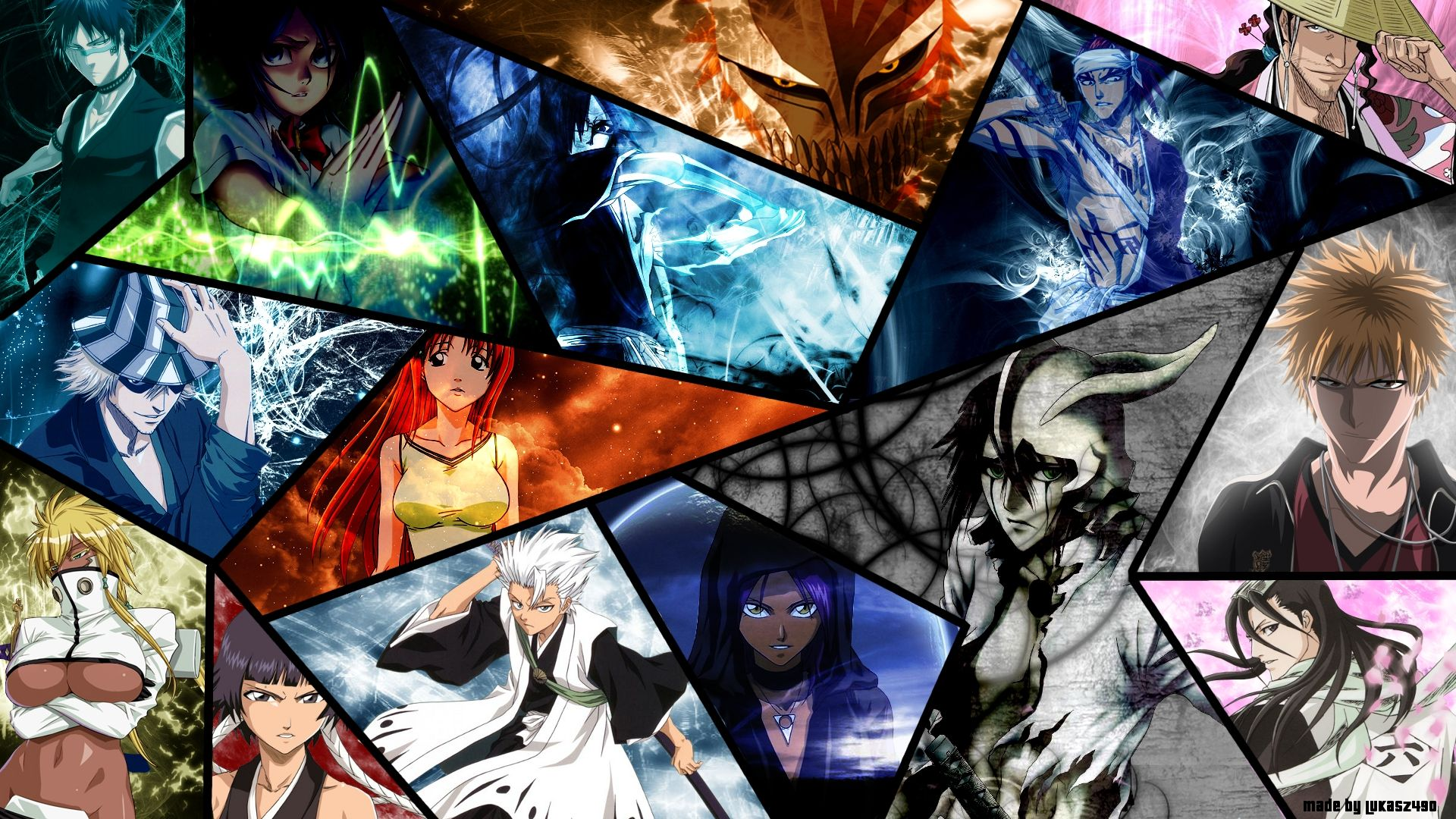 bleach wallpaper x