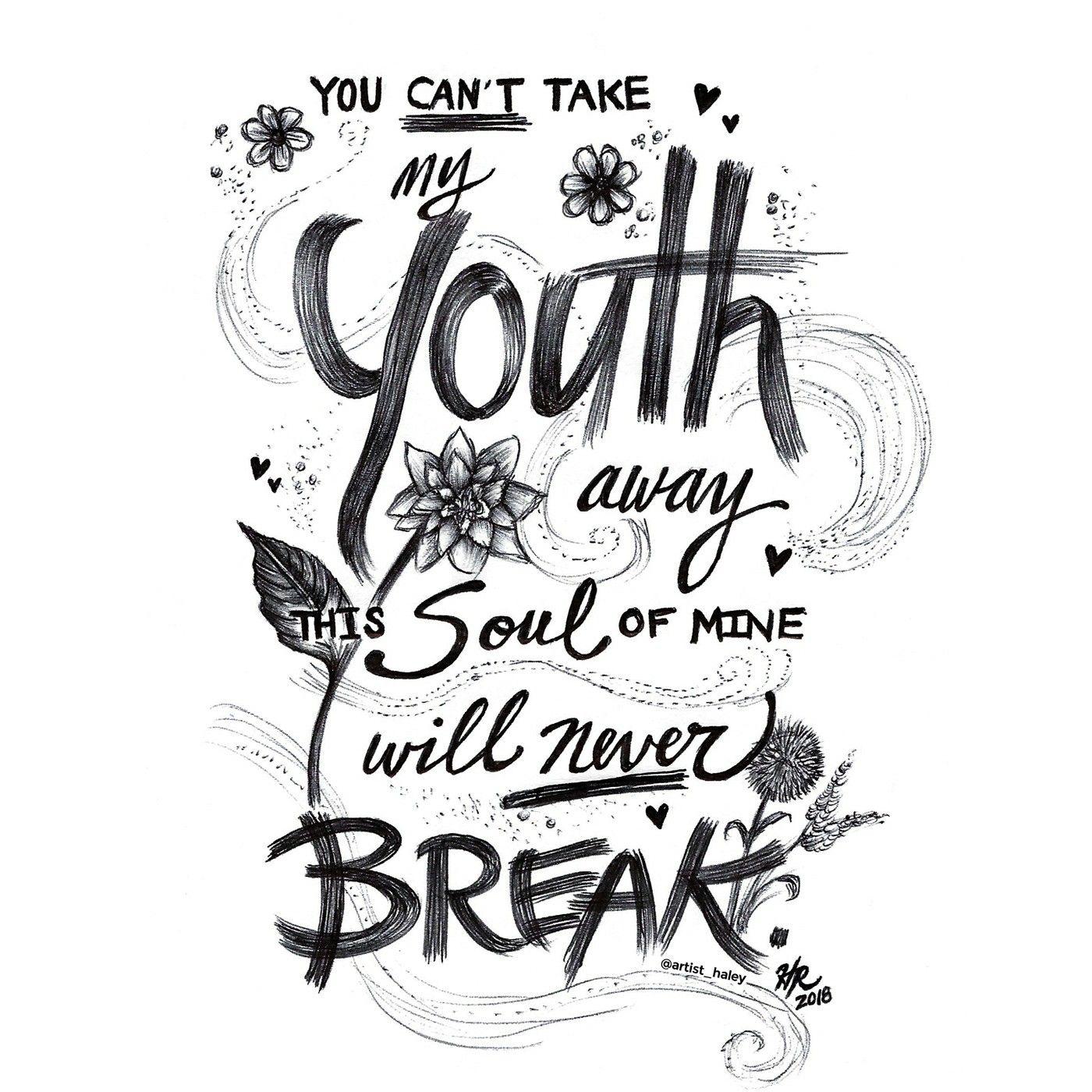 Youth By Shawnmendes Amp Khalid Lyrics Lyricart