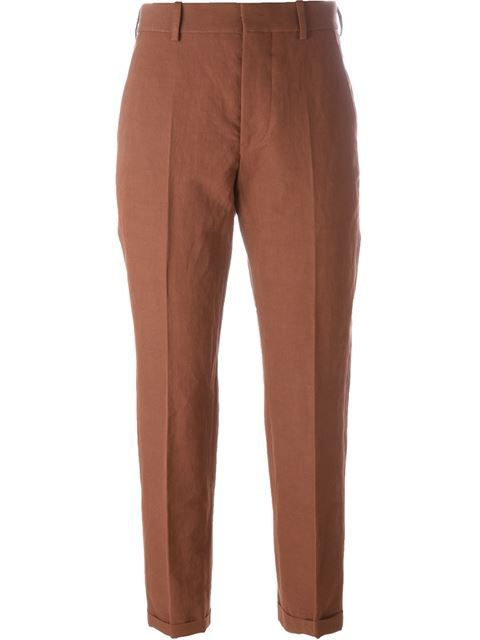 MARNI Cropped Trousers. #marni #cloth #trousers