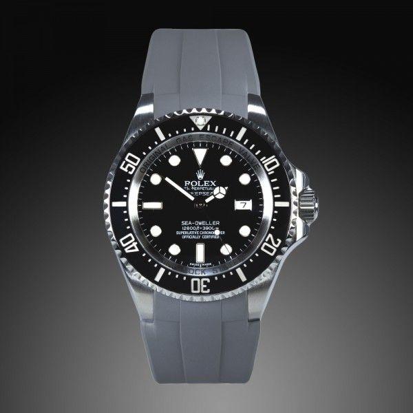 Rolex homme bracelet caoutchouc