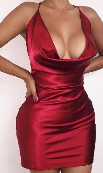 dba170ca StonexoxStone ➢ Instagram   Pinterest Red Fashion, Prom, Sewing, Formal  Dresses,