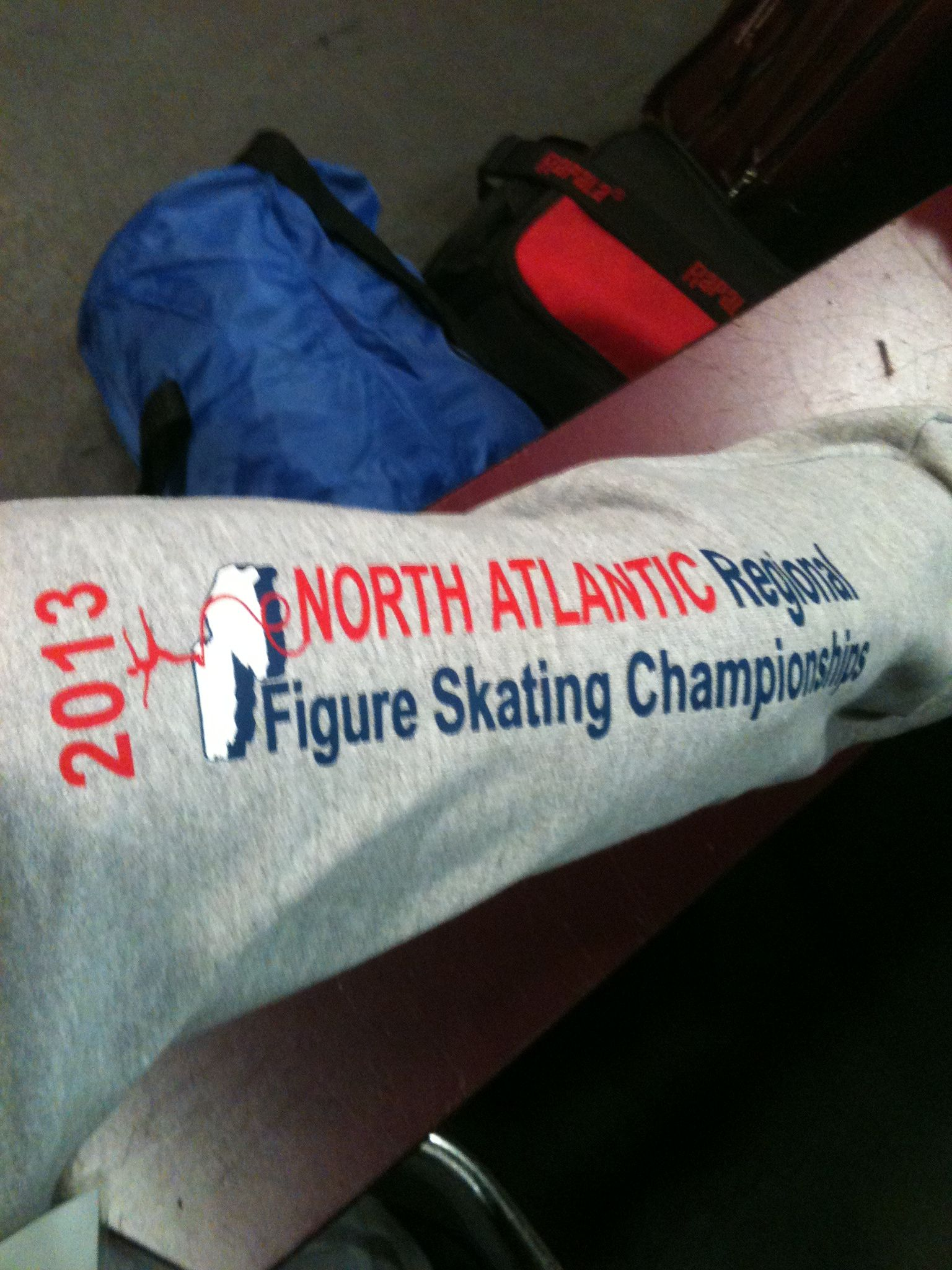 My new pants I just got from Skatergirl I love them they are so comfy :) I got them at my first North Atlantics, I got 9th with 27.64 points