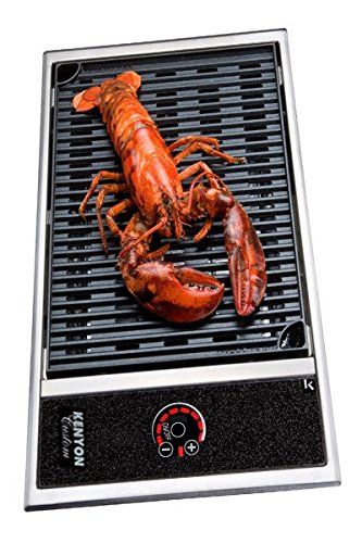 Kenyon B70061 No Lid 240v Built In Electric Grill You Can Get Additional Details At The Image Link