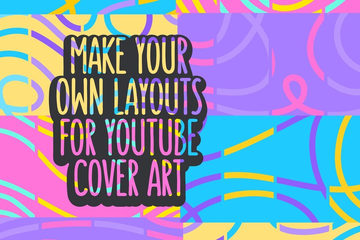 Ad Cover Arts For YouTube Vlog Channel by ThreeFourFive