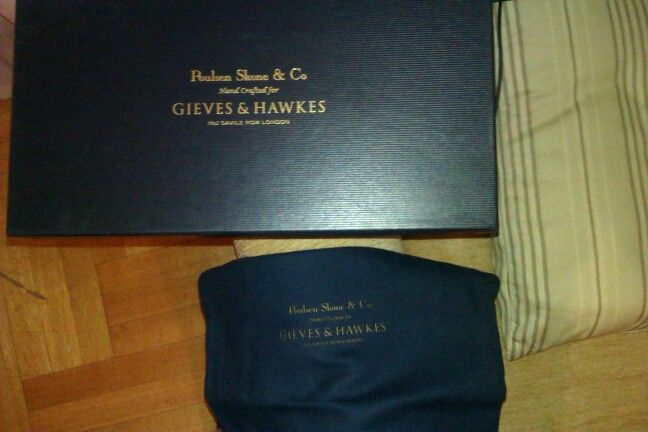 Gieves and Hawkes...