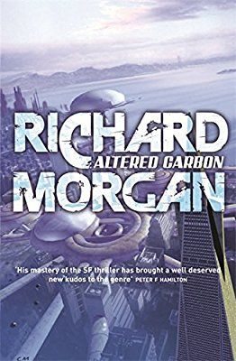 Altered Carbon Gollancz S F Altered Carbon Carbon Tv Books