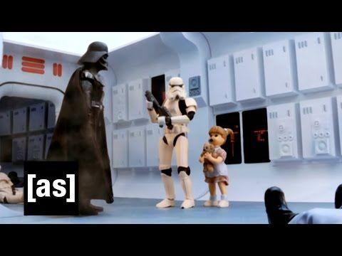 Robot Chicken Star Wars Episode Ii Iii Funniest Moments